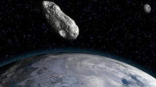 science Asteroid.