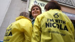 Nicola Sturgeon