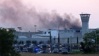 Mexico prison riot leaves two inmates dead in Monterrey