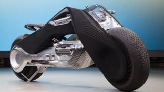 Moto de BMW