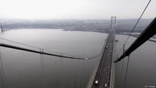 The Forth Road Bridge was opened in 1964