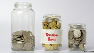 pension fund in jam jar