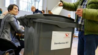 رای دهندگان هلندی