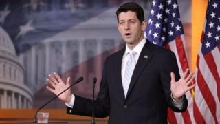 پل رایان، رئیس جمهوریخواه مجلس نمایندگان از مخالفان سرسخت طرح بیمه درمانی اوباما بوده است