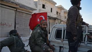 El Bab Özgür Suriye Ordusu