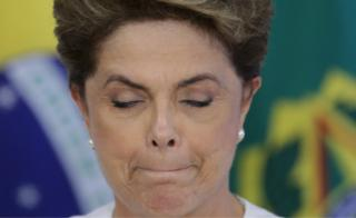 Impeachment trial for Brazil's Rousseff