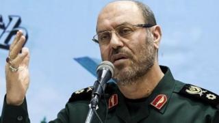 سرتیپ حسین دهقان، وزیر دفاع ایران