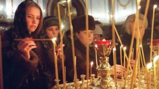 Церковь, Россия