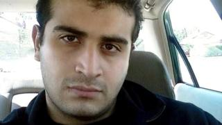 Undated photo of Omar Mateen