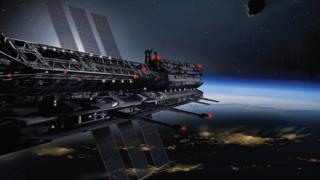 Asgardia would be a new nation state in space