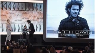 Nomination Garth Davis