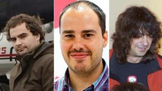 Spanish journalists freed in Syria