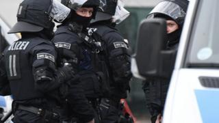 دادستانی آلمان گفته است حمله خنثی شده در مراحل ابتدایی بوده است