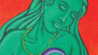 Pintura de Nangeli