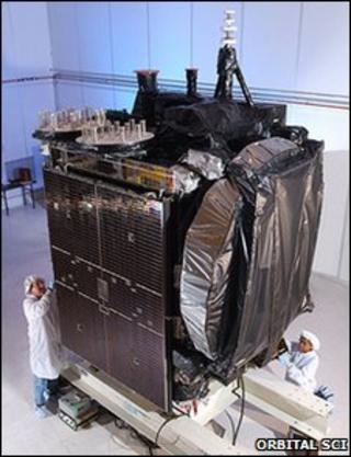 Galaxy-15 (Orbital Sciences)