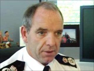 Chief Constable Mark Polin