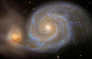 Messier 51 (SDSS)