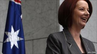 Julia Gillard 25.6.10