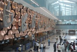 Delhi Indira Gandhi International Airport