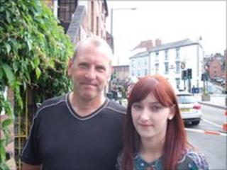 Mark and Laura Smith