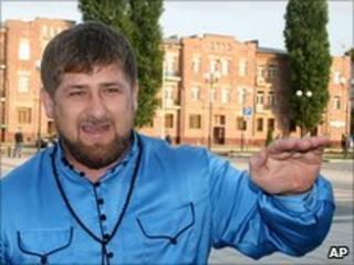 Ramzan Kadyrov, 30 June 2010