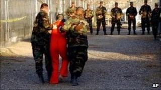Guantanamo Bay: Opened 2002