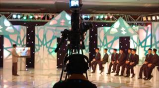 Filming Imam Muda in Malaysia