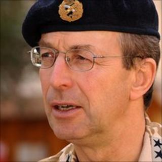 Gen Sir David Richards