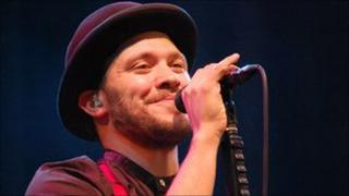 Will Young - August 2009