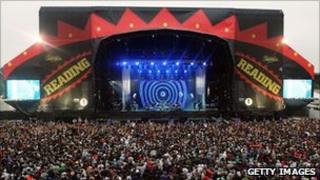 Reading Festival 2009