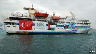 Mavi Marmara vessel