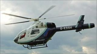 Surrey Air Ambulance