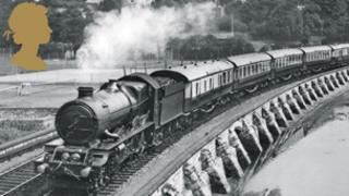GWR King Class engine