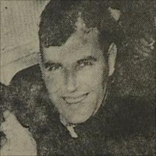 Father Chesney was a priest in County Londonderry in 1972