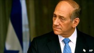 Ehud Olmert 2006