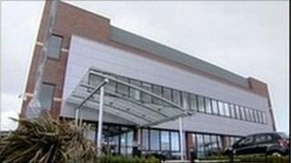 The control centre in Taunton