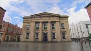 Salford City Magistrates' Court