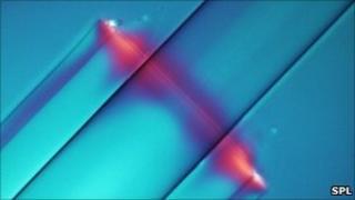 Fibre optic wave