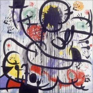 Joan Miro - May 1968 1968–1973 - courtesy of Tate