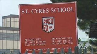 St Cyres Comprehensive School, Penarth