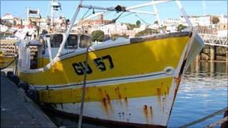 Nicola May, fishing trawler