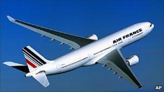 Air France Airbus A330-200