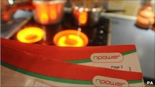 Npower statements and hob