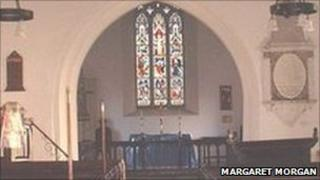 Tirley Church: The contributor of this photo is Margaret Morgan