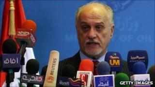Iraqi Oil Minister Hussein al-Shahristani