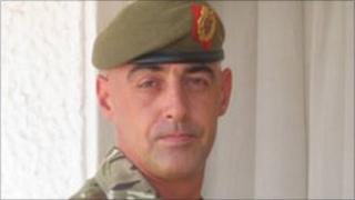 Sergeant Peter Rayner
