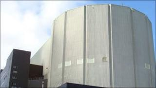 Wylfa nuclear power station, Anglesey