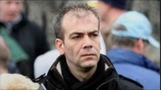 Murder-accused Colin Duffy