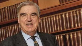 Sir Nicholas Wall, president of the Family Division of the High Court