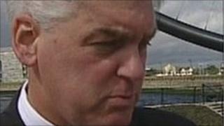 Middlesbrough Mayor Ray Mallon
